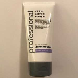 NEW Dermalogica Clinical Oatmeal Masque Salon Size
